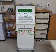 低周波・高周波・EMS運動波複合医療機器